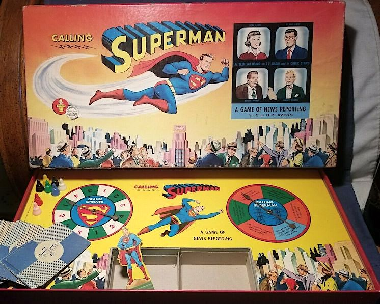 superman54game