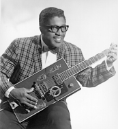 Photo of Bo Diddley
